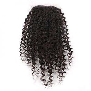 Closure Brazilian Kinky Curly