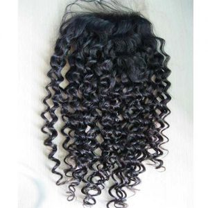 Closure Peruvian Deep Curly