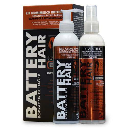 Battery Hair