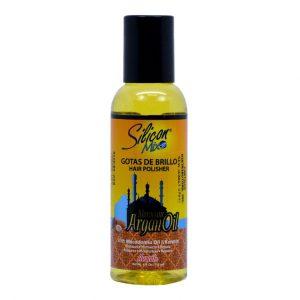 Silicon Mix Gotas de Brillo Argan Oil