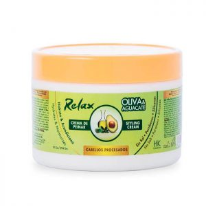 relax styling creme