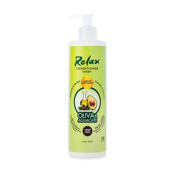 relax rinse conditioner