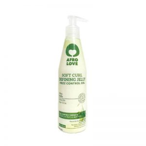 Afro Love Soft Curl Defining Jelly 10oz