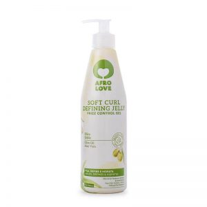 Afro Love Soft Curl Defining Jelly 16oz