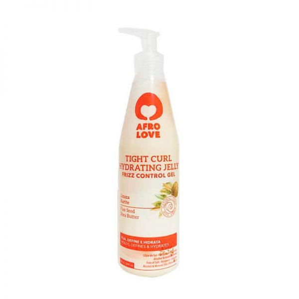 Afro Love Tight Curl Hydrating Jelly 10oz