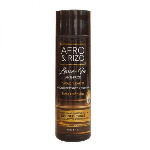 Afro & Rizo Leave-in 8oz