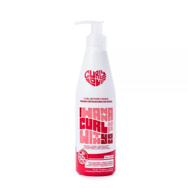 Curly Love Curl Definer Cream 10oz