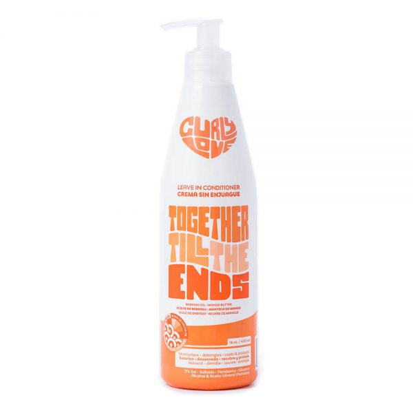 Curly Love Leave-in Conditioner 16 oz